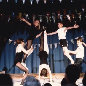 Grade 7 Circus
