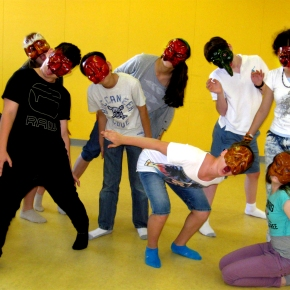 Grade 7 Commedia Unit